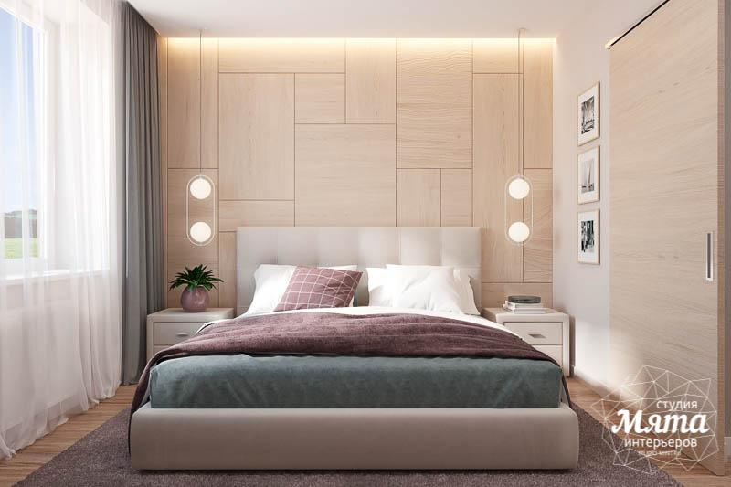 Дизайн интерьера двухкомнатной квартиры в ЖК Солнечный img883350465