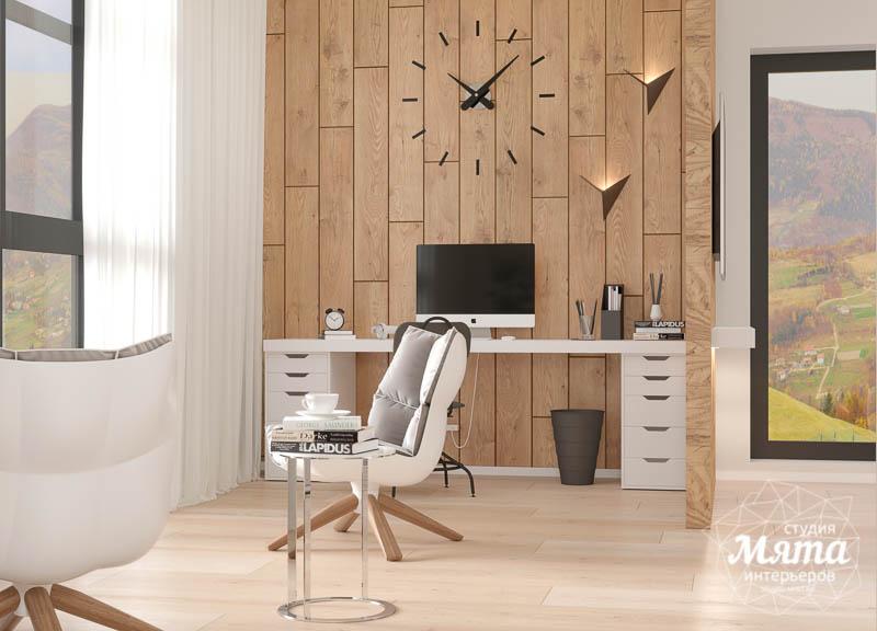 Дизайн интерьера гостиной в коттедже в г. Алапаевск img2088703853