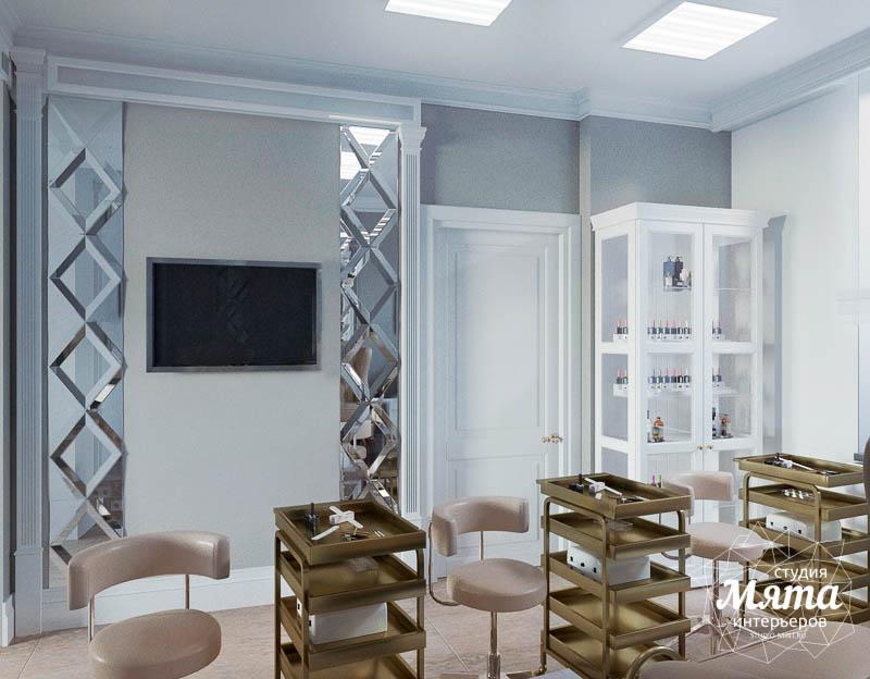 Дизайн интерьера и ремонт салона красоты в ЖК Флагман img808836435