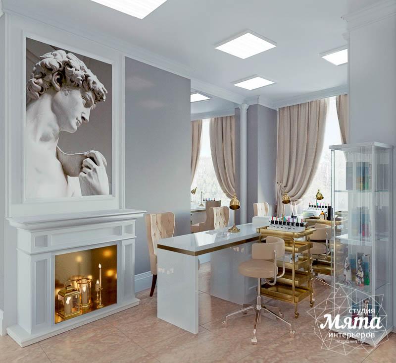 Дизайн интерьера и ремонт салона красоты в ЖК Флагман img1111750581