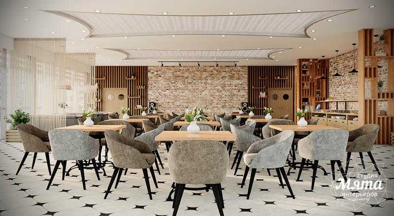 Дизайн интерьера ресторана термального комплекса Акварель г. Туринск img1837310273
