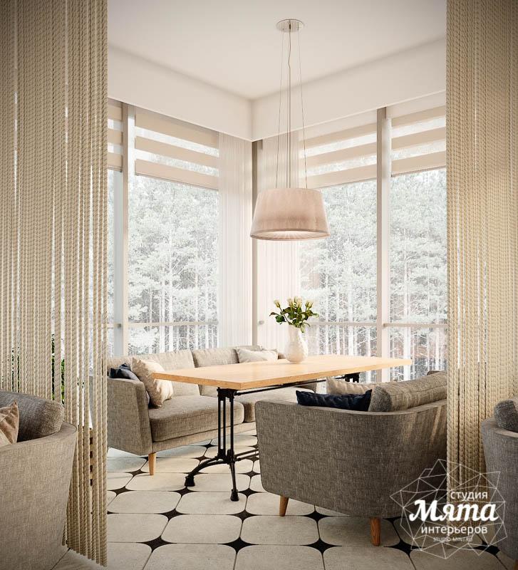 Дизайн интерьера ресторана термального комплекса Акварель г. Туринск img1811915452