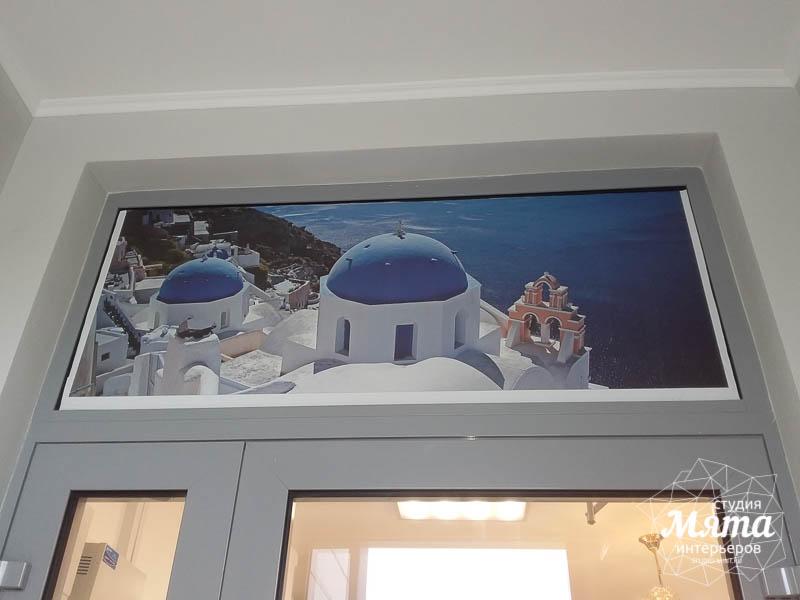 Дизайн интерьера и ремонт салона красоты в ЖК Флагман 7