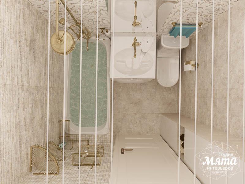 Дизайн интерьера двухкомнатной квартиры по ул. Шаумяна 109 img1667461670