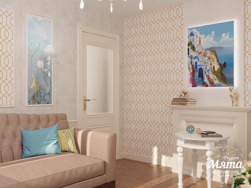 Дизайн интерьера двухкомнатной квартиры по ул. Шаумяна 109 img140338436