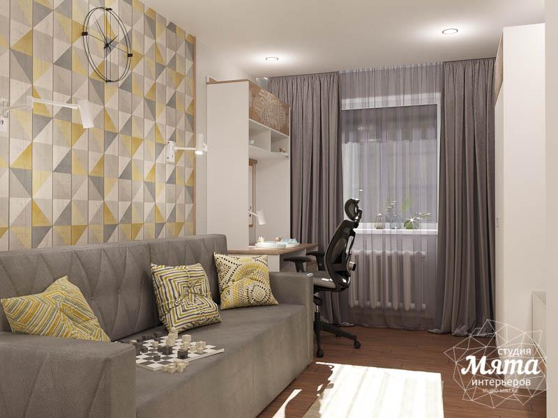 Дизайн интерьера двухкомнатной квартиры по ул. Шаумяна 109 img552063412
