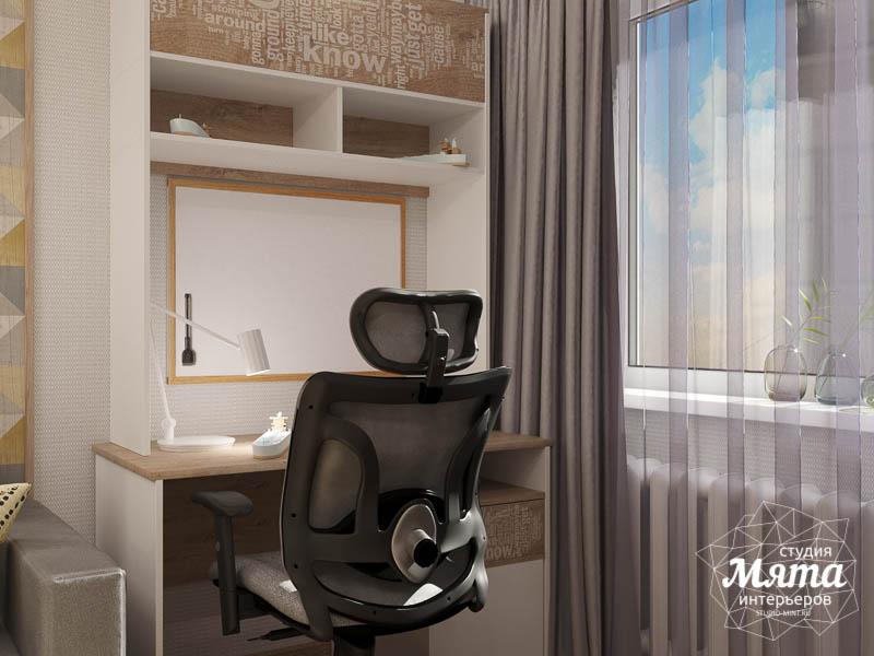Дизайн интерьера двухкомнатной квартиры по ул. Шаумяна 109 img1713331632