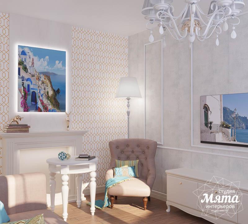 Дизайн интерьера двухкомнатной квартиры по ул. Шаумяна 109 img564693183
