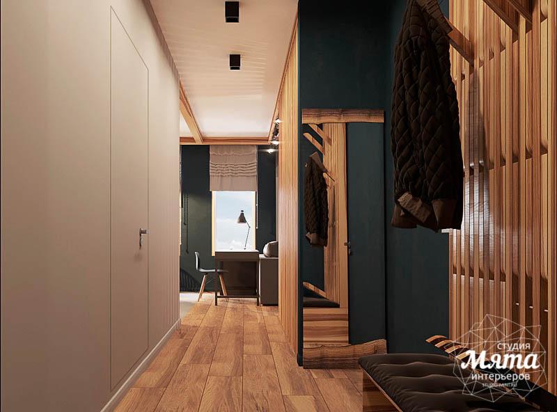 Дизайн интерьера квартиры - студии в ЖК Солнечный img115178774