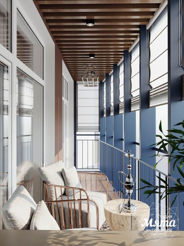 Дизайн интерьера трехкомнатной квартиры в ЖК Чемпион Парк img1781700998