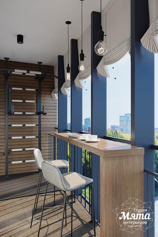 Дизайн интерьера трехкомнатной квартиры в ЖК Чемпион Парк img865502653