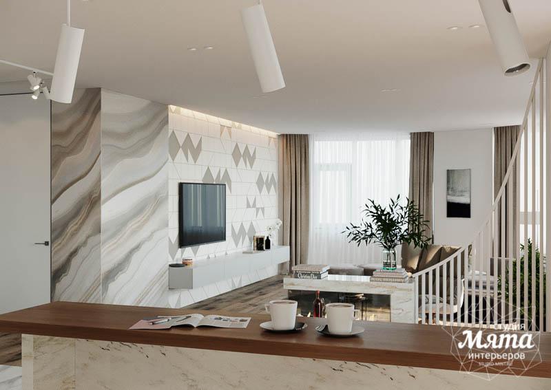 Дизайн интерьера трехкомнатной квартиры в ЖК Чемпион Парк img1092742750