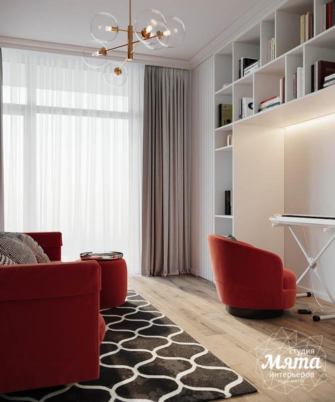Дизайн интерьера трехкомнатной квартиры в ЖК Чемпион Парк img1856751336