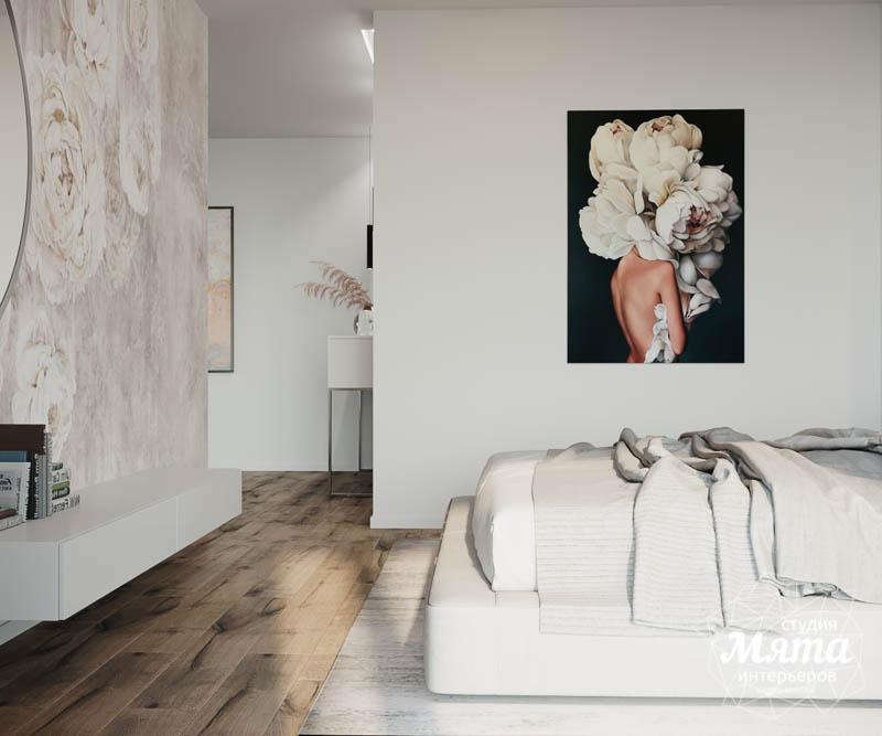 Дизайн интерьера трехкомнатной квартиры в ЖК Чемпион Парк img64532307