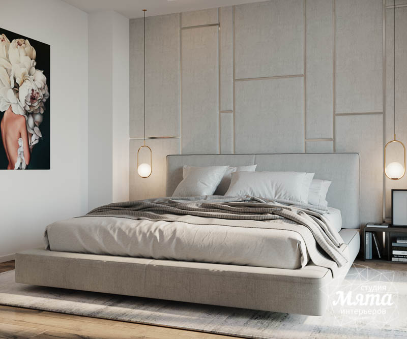 Дизайн интерьера трехкомнатной квартиры в ЖК Чемпион Парк img815391984