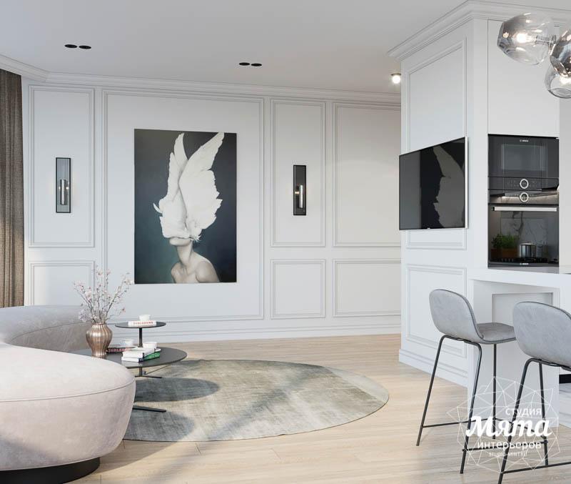 Дизайн интерьера двухкомнатной квартиры в ЖК Чемпион Парк img1688684864
