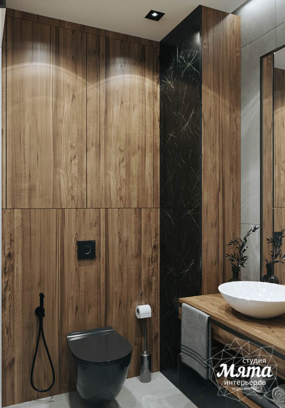 Дизайн интерьера двухкомнатной квартиры в ЖК Чемпион Парк img948692198