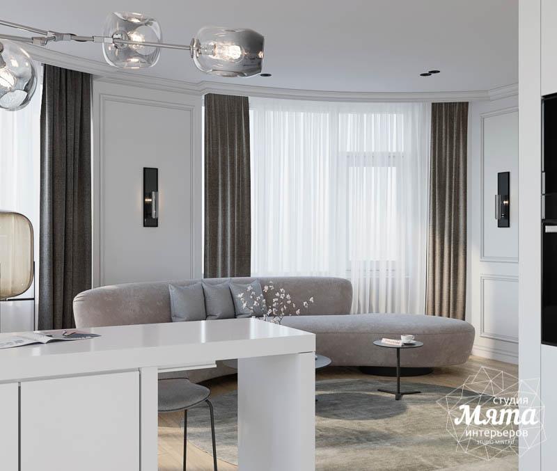 Дизайн интерьера двухкомнатной квартиры в ЖК Чемпион Парк img784749430