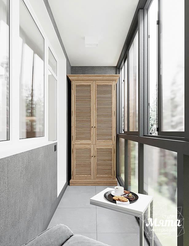 Дизайн интерьера квартиры - студии в ЖК Гринвуд img1274663292