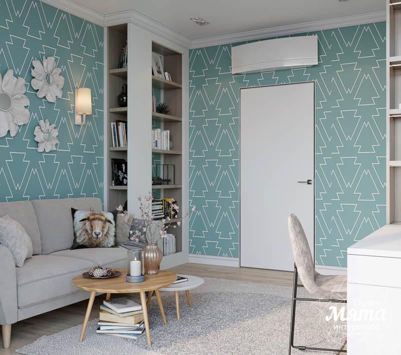 Дизайн интерьера двухкомнатной квартиры в ЖК Чемпион Парк img238901663