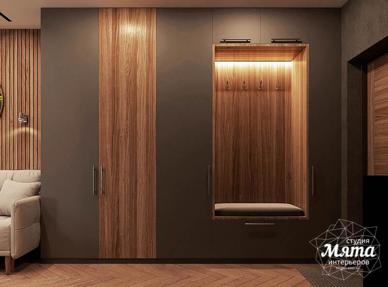 Дизайн интерьера квартиры - студии в ЖК Гринвуд img1699615115