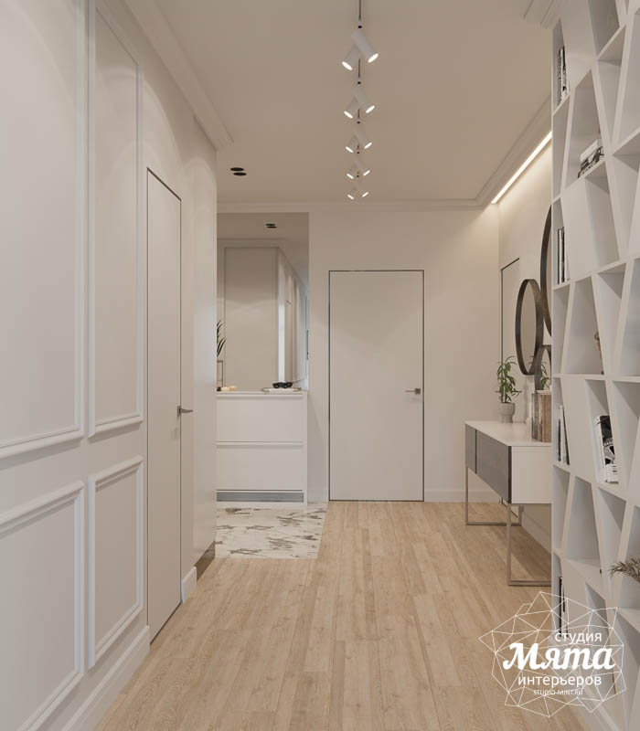 Дизайн интерьера двухкомнатной квартиры в ЖК Чемпион Парк img1615981716