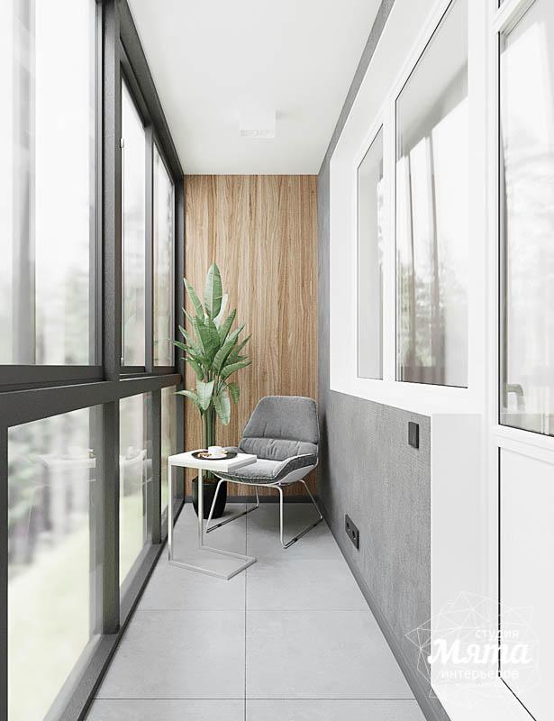 Дизайн интерьера квартиры - студии в ЖК Гринвуд img72476390