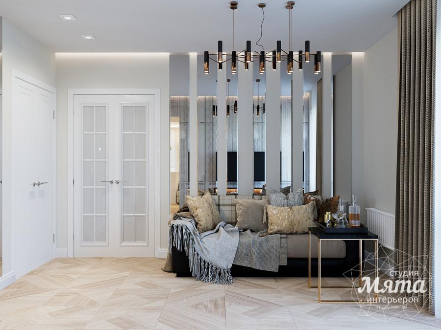 Дизайн интерьера трехкомнатной квартиры в современном стиле, ул. Репина 17а img170273287