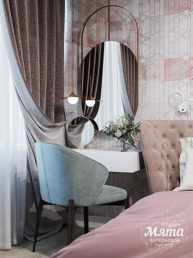 Дизайн интерьера трехкомнатной квартиры в современном стиле, ул. Репина 17а img1496179233