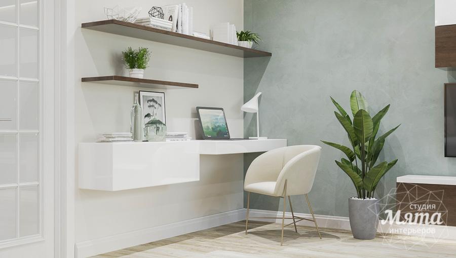 Дизайн интерьера трехкомнатной квартиры в современном стиле, ул. Репина 17а img1117483343