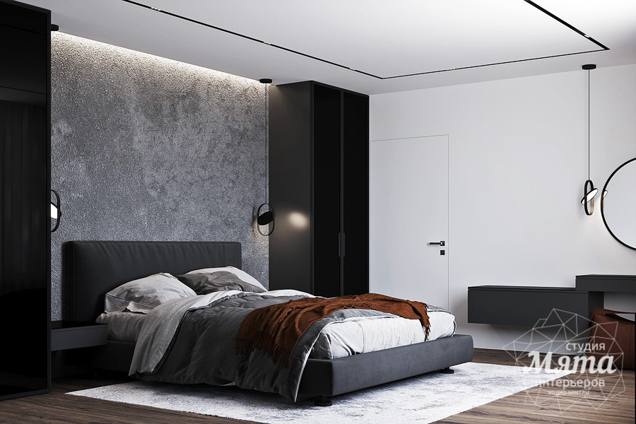 Дизайн интерьера загородного дома КП Заповедник img479079852
