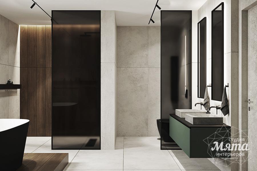 Дизайн интерьера загородного дома КП Заповедник img1306148585