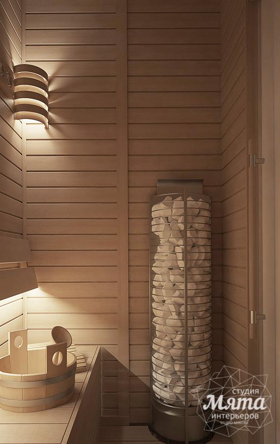 Дизайн интерьера трехкомнатной квартиры ЖК Клевер Парк img1908389894