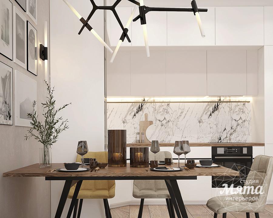 Дизайн интерьера трехкомнатной квартиры ЖК Клевер Парк img486456815