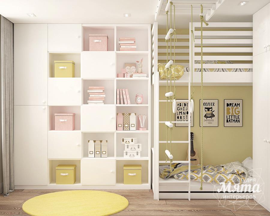 Дизайн интерьера трехкомнатной квартиры ЖК Клевер Парк img1227247190