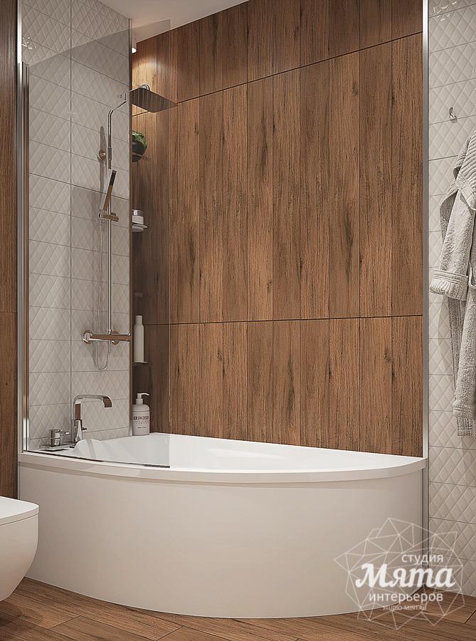 Дизайн интерьера трехкомнатной квартиры ЖК Клевер Парк img216154798