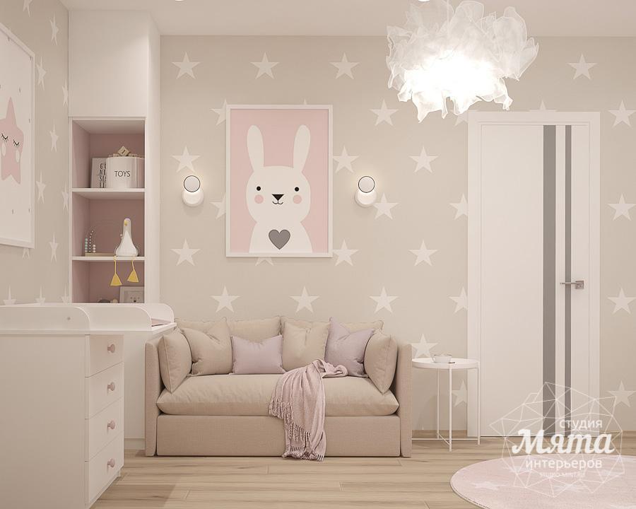 Дизайн интерьера трехкомнатной квартиры ЖК Близкий img903390400