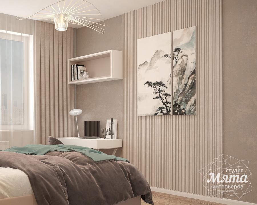 Дизайн интерьера трехкомнатной квартиры ЖК Клевер Парк img1973505089