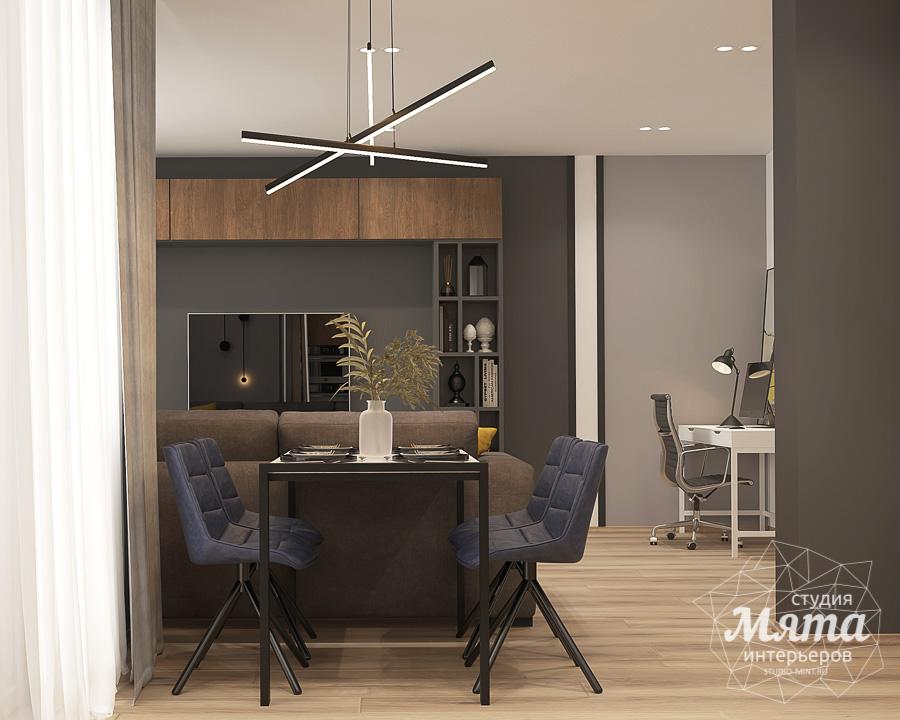 Дизайн интерьера трехкомнатной квартиры ЖК Близкий img1906502555