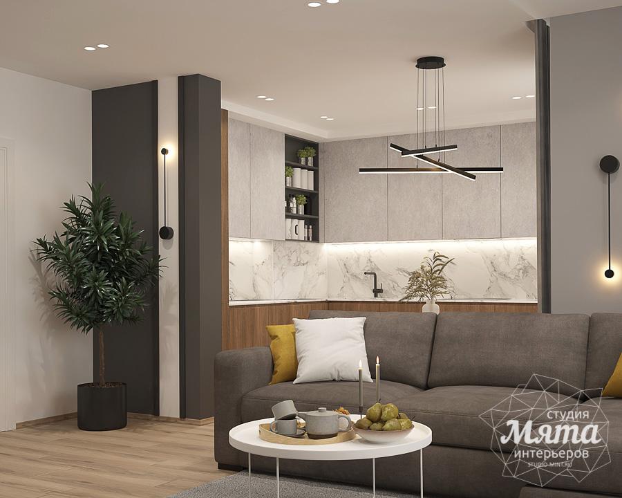 Дизайн интерьера трехкомнатной квартиры ЖК Близкий img1053397058