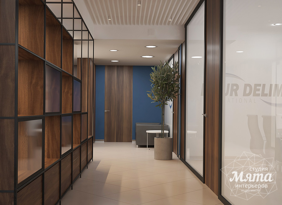 Дизайн интерьера офиса Bijur Delimon img208416028