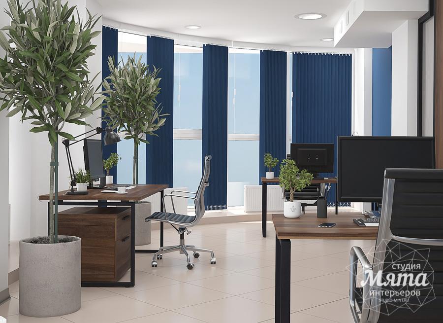 Дизайн интерьера офиса Bijur Delimon img1877429496
