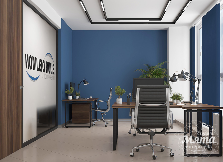 Дизайн интерьера офиса Bijur Delimon img697612167