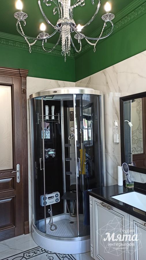 Дизайн интерьера и ремонт коттеджа г. Асбест 18
