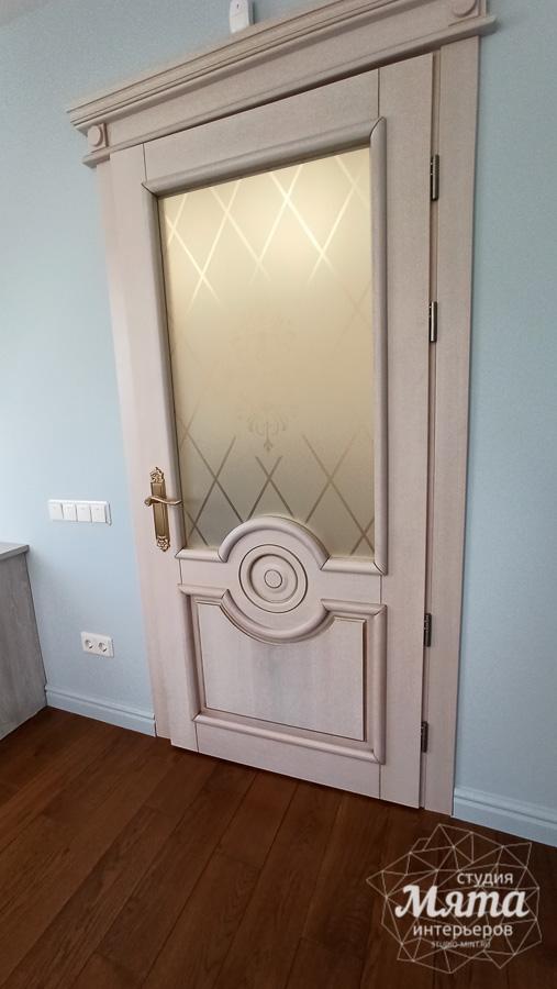Дизайн интерьера и ремонт коттеджа г. Асбест 45