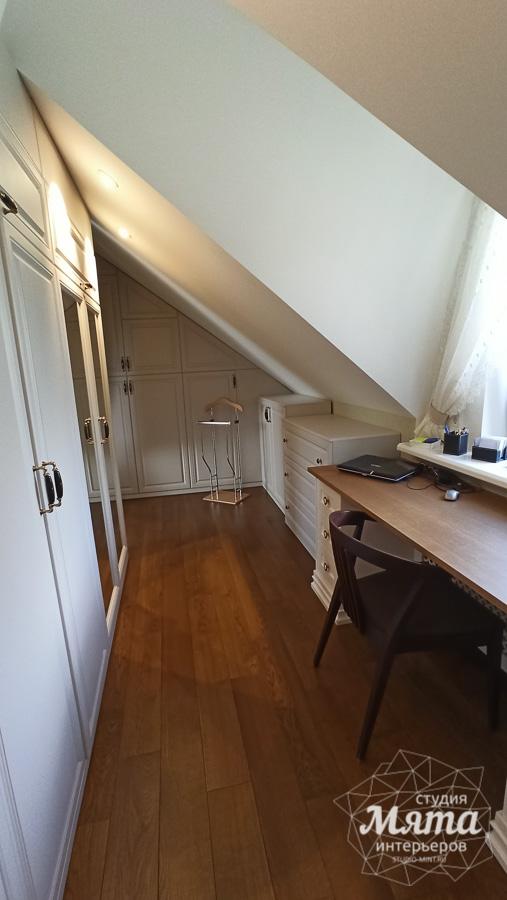 Дизайн интерьера и ремонт коттеджа г. Асбест 36