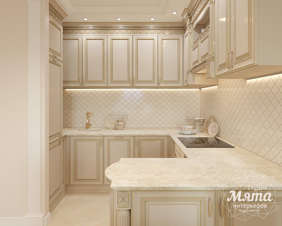 Дизайн интерьера двухкомнатной квартиры ЖК Ольховский парк img149190215