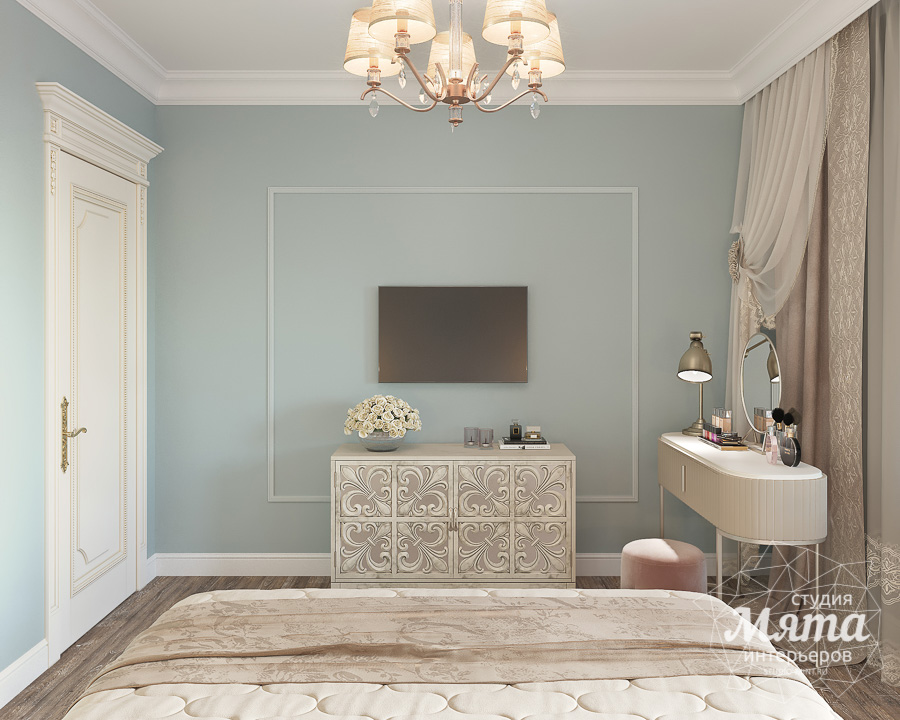 Дизайн интерьера двухкомнатной квартиры ЖК Ольховский парк img2014369294