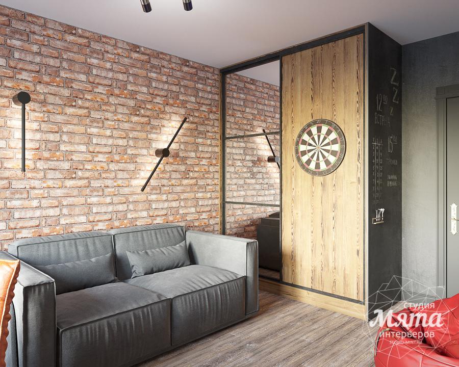 Дизайн интерьера детской комнаты ЖК Ольховский парк img899757685