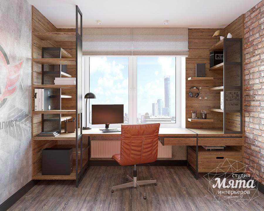 Дизайн интерьера детской комнаты ЖК Ольховский парк img969346563